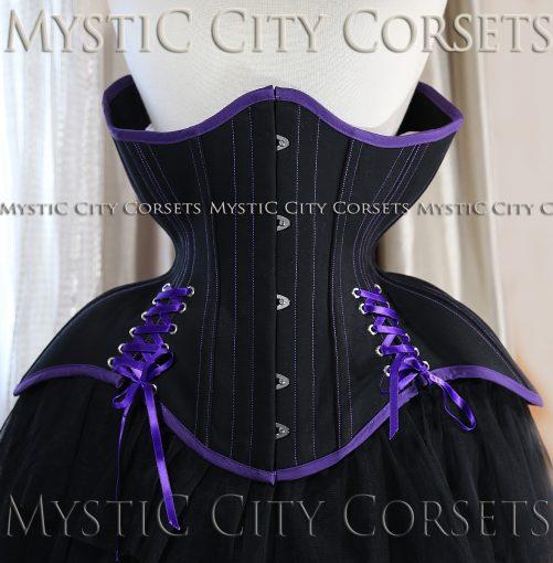 MCC39 Black Cotton with Hipties-930